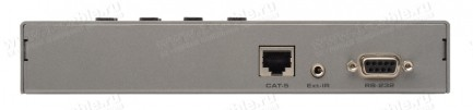 Фото2 EXT-RMT-MATRIX-848 - Блок управления 8-ми кнопочный для контроля матричных коммутаторов сигналов 8х8