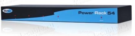 Фото1 EXT-PS5-4R - Распределитель 4-x источников питания для оборудования Gefen, 5В/2.5А (на каждом), 1U