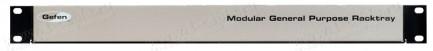 """Фото1 EXT-RACK-MGPR - Комплект для установки приборов Gefen в 19"""" рэковую стойку"""