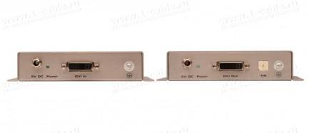 Фото3 EXT-DVI-1CAT6-GI - Удлинитель линий DVI с гальванической развязкой для передачи сигналов DVI-D Singl