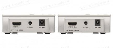Фото2 GTV-WHD-60G - Беспроводной усилитель цифровых HDMI сигналов (1080p) с цифровым звуком 7.1 на расстоя