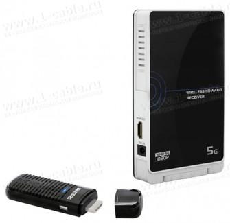 Фото1 HIT-WHDMI-Stick - Беспроводной компактный усилитель цифровых HDMI сигналов (1080p) на расстояние до