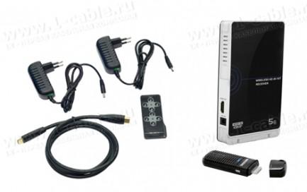 Фото2 HIT-WHDMI-Stick - Беспроводной компактный усилитель цифровых HDMI сигналов (1080p) на расстояние до