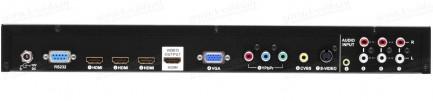 Фото3 HIT-COMVGASVAUD-2-HDMI - Преобразователь аналоговых VGA/композитных/с-видео/компонентных сигналов и