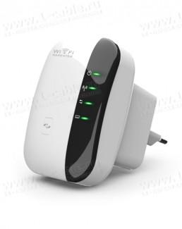 Фото1 HIT-WF-R300 - Компактный Ethernet Wi-Fi усилитель/точка доступа стандарта 802.11b/g/n, 300 Мбит/с
