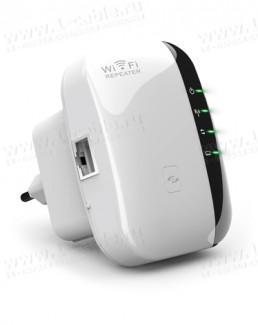 Фото2 HIT-WF-R300 - Компактный Ethernet Wi-Fi усилитель/точка доступа стандарта 802.11b/g/n, 300 Мбит/с