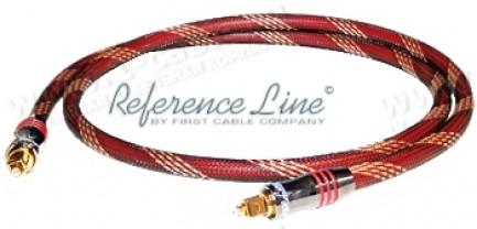 Фото1 1K-OFR8-1.. Аудио цифровой оптический кабель High Definition, REFERENCE Line, Toslink > Toslink