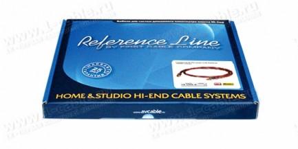 Фото2 1K-OFR8-1.. Аудио цифровой оптический кабель High Definition, REFERENCE Line, Toslink > Toslink