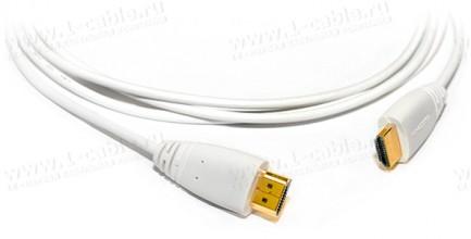 Фото12 HDMIC-MM-0.. Компактный эластичный кабель HDMI с Fast Ethernet, серия Compact, штекер (тип A) > штек