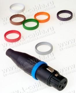 Фото1 AC-RING-.. Маркировочное кольцо для разъемов серии АС