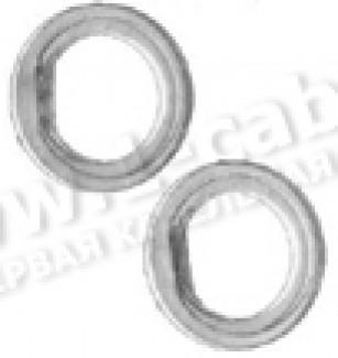 Фото1 B00031A12.. Изолирующее кольцо BNC (для установки на панель), комплект- 2 шт.
