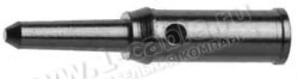 Фото1 C01011A1.. Центральный контакт (пин-штекер), позолота
