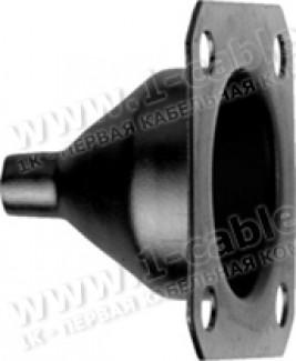 Фото1 C05000A065. Корпус защитный для UHF разъёмов для фиксации кабеля