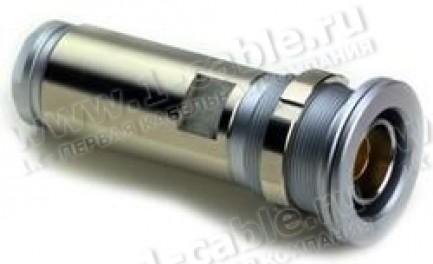 Фото1 DSR 1051 A004-4 .. Разъём триаксиальный, панельный, штекер, 75 Ом (модуль обжима в комплекте)