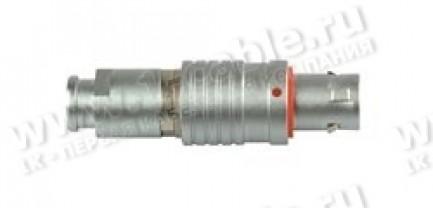 Фото1 FEG.1B.31..CLAD62Z Разъём многоконтактный кабельный, штекер, серия 1B