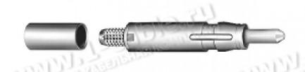 Фото1 FFS.F2.B.2.LCT10 Разъём оптический кабельный, штекер, серия F2