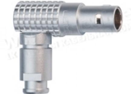 Фото1 FPG....31..CLAD... Разъём многоконтактный, кабельный угловой, штекер, серия 0B/3B