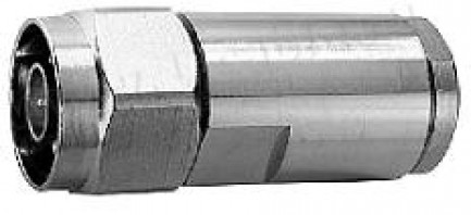 Фото2 J01020A01.. Разъем N кабельный, штекер, муфта- закрутка, 50 Ом