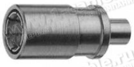 Фото1 J01161A0..1 Разъём SMB кабельный, гнездо, экран- пайка, ц.контакт- пайка, 50 Ом