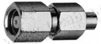 Фото1 J01171A00.1 Разъём SMC кабельный, гнездо, пайка, ц.контакт- пайка, 50 Ом