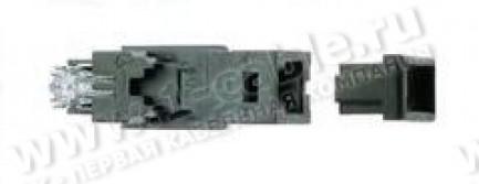 Фото1 J08031A0001 Оптический адаптер панельный серии MT-RJ, проходной