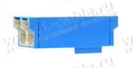 Фото1 J08051A001. Оптический адаптер компактный панельный серии E2000, проходной