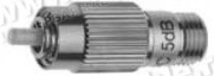 Фото1 J08093A22.. Оптический аттенюатор проходной серии FC, E9/125, 1310/1550 nm
