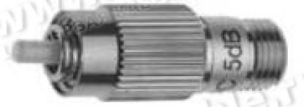 Фото1 J08093A32.. Оптический аттенюатор проходной серии FC/APC, E9/125, 1310/1550 nm