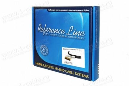 Фото2 1K-VR10-1.. Кабель комбинированный, Reference Line, SCART > SCART (полный)