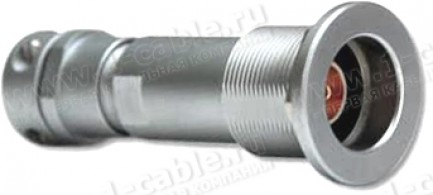 Фото1 PSA.3T.675.CTLY..S Разъём триаксиальный, панельный/кабельный, гнездо, серия 3T, 75 Ом
