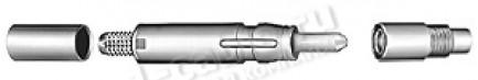 Фото1 PSS.F2.B.2.LCT10 Разъём оптический кабельный, гнездо, серия F2