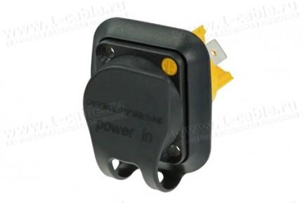 Фото1 SCNAC-.. Защитная резиновая заглушка для панельных разъемов серии powerCON TRUE1