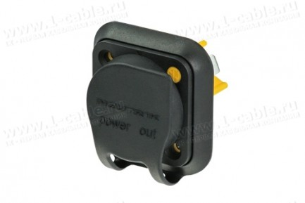 Фото2 SCNAC-.. Защитная резиновая заглушка для панельных разъемов серии powerCON TRUE1