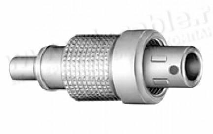 Фото1 FVB.00.303.NLAE24 - Разъём многоконтактный кабельный, штекер, специальное крепление кабеля, серия 00