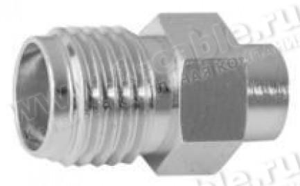 Фото1 J01151A1181 - Разъём SMA кабельный, гнездо, накрутка, 50 Ом