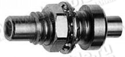Фото1 J01170A0161 - Разъём SMC кабельный/панельный, штекер, ц.контакт- пайка, 50 Ом