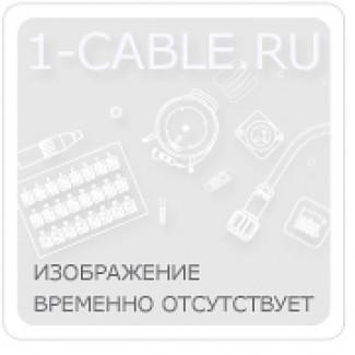 Фото1 V-1.6-26P61-75 - Разъем 1.6/5.6 кабельный/панельный, гнездо, муфта- закрутка, фиксированная посадка,