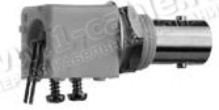 Фото1 J01001A0037 - Разъём BNC для установки на печатную плату, гнездо, пайка, 50 Ом