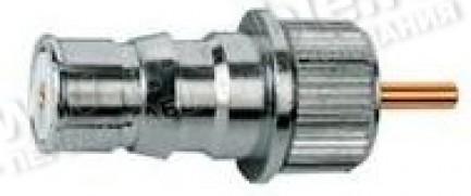 Фото1 J01421A0015 - Разъём QLS панельный с автоматическим замком-фиксатором, крепление- пресспосадка, гнез