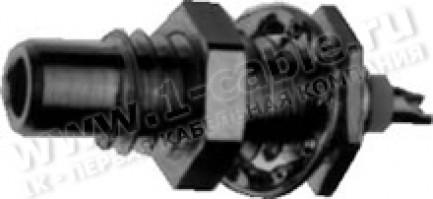 Фото1 J01170A0011 - Разъём SMC панельный, штекер, крепление- резьба, пайка, 50 Ом