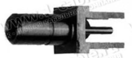 Фото1 J01190A0031 - Разъём SSMB штекер, на печатную плату, 50 Ом