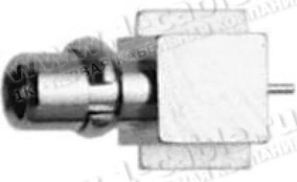 Фото1 J01340A0041 - Разъем MMCX, штекер, для печатных плат