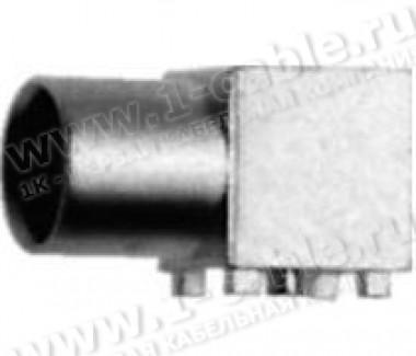 Фото1 J01341A0061 - Разъем MMCX, гнездо, для печатных плат