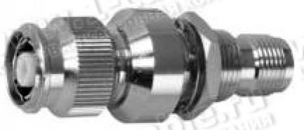 Фото1 J01017R0000 - R-TNC грозоразрядное устройство с газовой капсулой (корпус-штекер, ц.контакт-гнездо >к