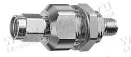 Фото1 J01158A0001 - Грозоразрядное устройство SMA с газовой капсулой и возможностью установки на панель, ш