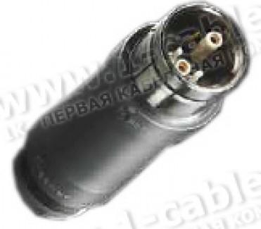 Фото1 SE 1053 HDTV-1 - Разъём HDTV, гибридный, кабельный, штекер, серия 1053