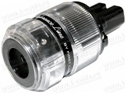 """Фото2 ACPR-302-R - Гнездо кабельное приборное, серия """"Reference Line"""", 3 контакта, IEC 60320 C13"""
