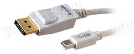 Фото1 CAB-MDP2DP..M.. Цифровой аудио-видео переходной кабель Mini-DisplayPort, версия 1.1, DisplayPort ште