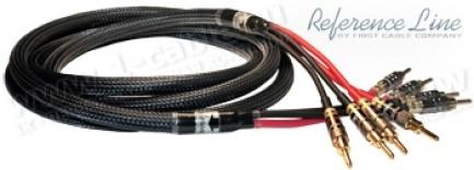 Фото1 1K-AR86-1. Акустический кабель Bi-Wiring, REFERENCE Line, 4x Banana > 4x Banana
