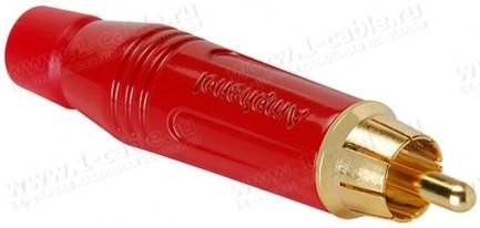 Фото2 ACPR-.. Разъем RCA кабельный, штекер, пайка, на кабель диам. 3.0- 6.5 мм